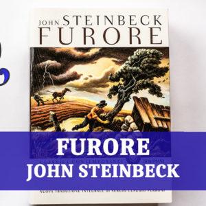 FURORE di JOHN STEINBECK: riassunto libro